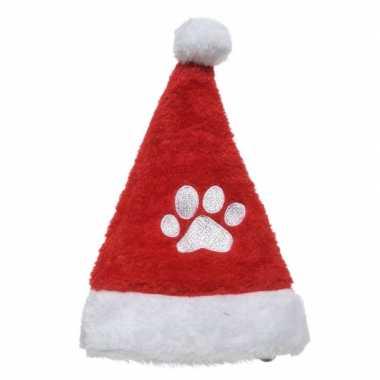 Kerstmuts huisdieren