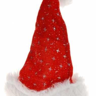 Kerstmuts sterretjes