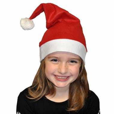 Voordelige kerstmuts kinderen